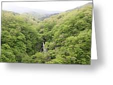 Waterfalls Greeting Card