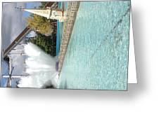 Waterfun  Greeting Card