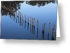 Waterline Greeting Card