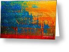 Waterloo Sunset Greeting Card