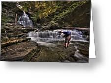 Waterproof Greeting Card