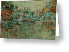 Waters Edge Greeting Card