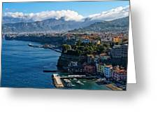 Waters Edge Sorrento Greeting Card