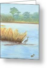 Waterside Greeting Card