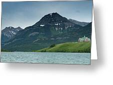 Waterton Lakes Greeting Card