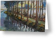 Waterway Greeting Card