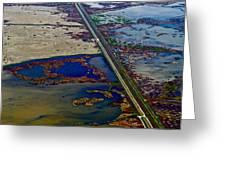 Waterworks 11 Greeting Card