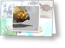 Waterworld 01 Greeting Card