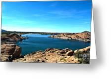 Watson Lake Greeting Card
