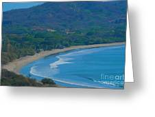 Wave To Me Greeting Card
