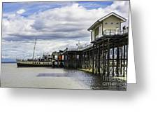 Waverley At Penarth Greeting Card