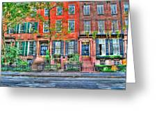 Waverly Place Townhomes Greeting Card
