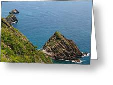Way Cata Bay Greeting Card
