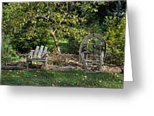 Wayside Rest Greeting Card