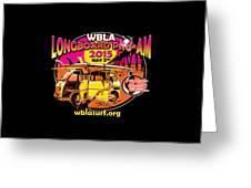Wbla 2015 For Promo Items Greeting Card by William Love