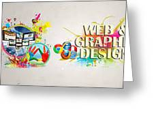 Web Design Company In Noida-wondermouse Greeting Card