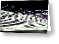 Web/light Greeting Card