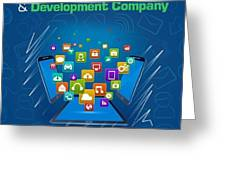 Website Or Web Development Company India - A Clever Selection Greeting Card