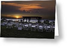 Wedding Crashers Greeting Card