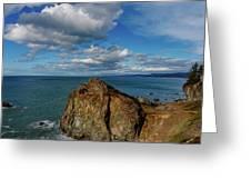 Wedding Rock Patrick Point Greeting Card