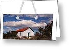 Weekender Tote-cloud Covered Light Station Greeting Card