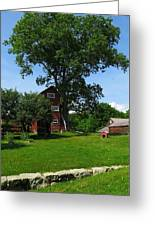 Weir Farm National Historic Site 04 Greeting Card