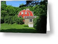 Weir Farm National Historic Site Greeting Card