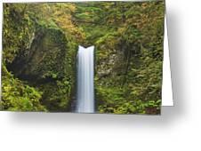 Weisendanger Falls Greeting Card
