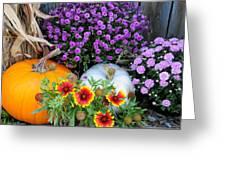Welcome Fall Greeting Card