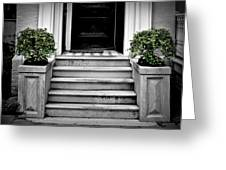 Welcome Steps Greeting Card