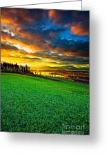 Welcome To Switzerland Greeting Card