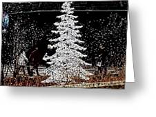 Welcome Winter Greeting Card