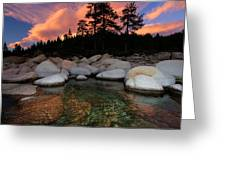 Welcoming Waters Greeting Card
