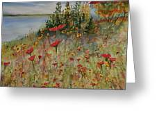 Wendy's Wildflowers Greeting Card