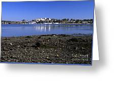 Wentworth By The Sea Hotel - New Castle New Hampshire Usa Greeting Card