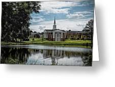 Wesleyan Chapel Greeting Card