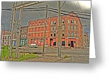 West Bottoms 7714 Greeting Card