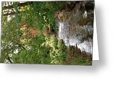 West Branch Of The Rifle River Greeting Card