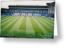 West Bromwich Albion - The Hawthorns - Brummie Road End 2 - August 2003 Greeting Card