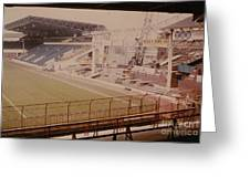 West Bromwich Albion - The Hawthorns - Halfords Lane West Stand 2 - Construction - 1980 Greeting Card