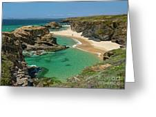 West Coast Of Portugal Greeting Card