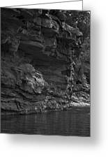 West-fork White River Greeting Card