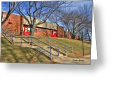 West Friendship Elementary School Greeting Card