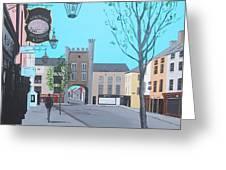 West Gate, Clonmel Greeting Card
