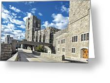 West Point Military Academy Greeting Card