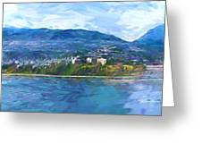 West Vancouver Greeting Card