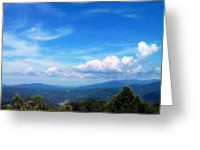 West Virginia Calling Me Home Greeting Card