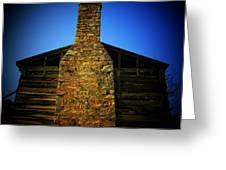 West Virginia Chimney Greeting Card