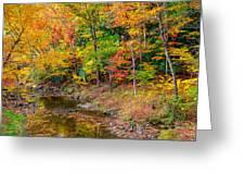 West Virginia Paradise Greeting Card