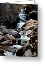 West Willow Creek 2 Greeting Card